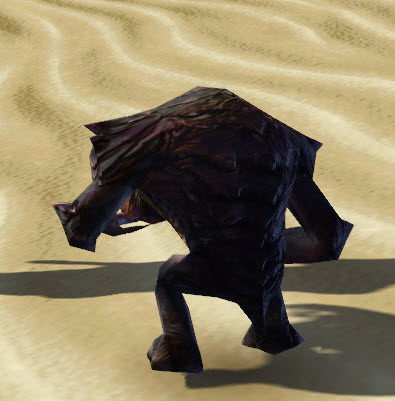 Juvenile Tyrant Rancor Back