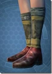 Mining Shoes - Female Left