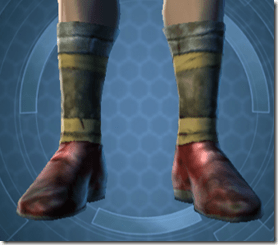 Mining Shoes - Male Front