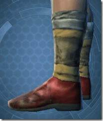 Mining Shoes - Male Left