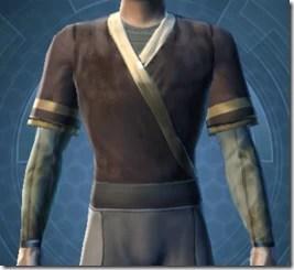 Mining Vest - Male Front