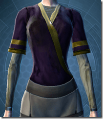 Nerf-Herder's Tunic Dyed