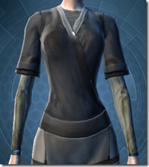 Nerf-Herder's Tunic - Female Front