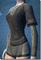 Nerf-Herder's Tunic - Female Left