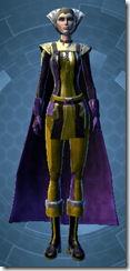 Noble Commander Dyed