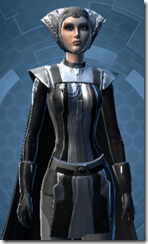 Noble Commander - Female Close