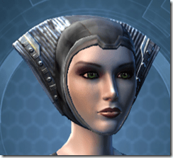 Noble Commander Female Headgear
