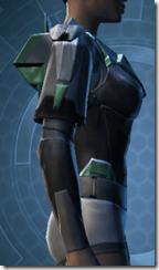 Oiled Jiguna Combat Jacket - Female Right