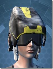Outlaw Female Visor