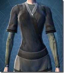 Padded Coat - Female Front