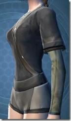 Padded Coat - Female Left