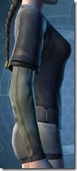 Padded Coat - Female Right