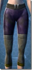 Padded Legwraps Dyed