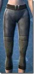 Padded Legwraps - Female Front