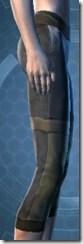 Padded Legwraps - Female Right