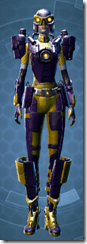 Powered Exoguard Dyed