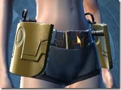 Powered Exoguard Female Belt
