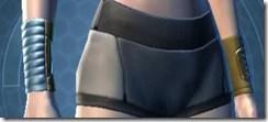 Powered Exoguard Female Bracers