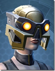 Powered Exoguard Female Helmet