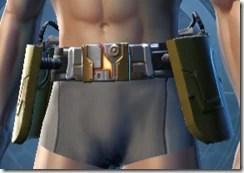 Powered Exoguard Male Belt