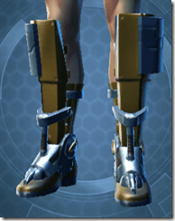 Powered Exoguard Male Boots