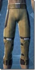 RD-02B Combat Leggings - Male Front