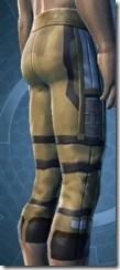 RD-02B Combat Leggings - Male Right