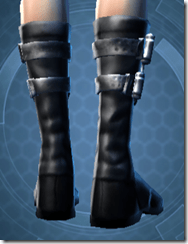 RD-12A Assault Boots - Female Back