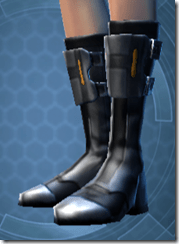 RD-12A Assault Boots - Female Left