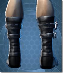 RD-12A Assault Boots - Male Back