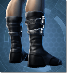 RD-12A Assault Boots - Male Right