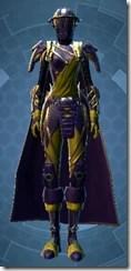 Revanite Avenger Dyed