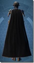 Revanite Avenger - Female Back