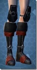 Revanite Avenger Female Boots