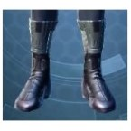 Riot Queller's Kneeboots [Force] (Imp)