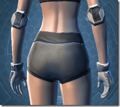 Strategist Gloves - Female Back