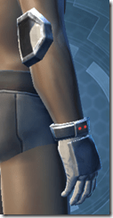 Strategist Gloves - Male Right
