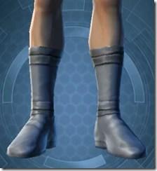 Street Footgear - Male Front