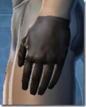Street Gloves - Male Left