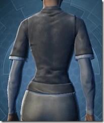 Street Vest - Female Back