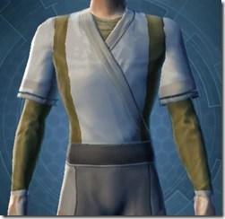 Street Vest - Male Front