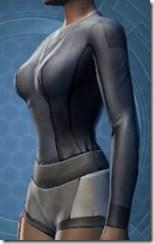 Synthleather Jacket - Female Left