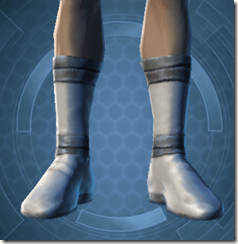 Synthleather Kneeboots - Male Front