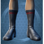 Synthleather Kneeboots (Imp)