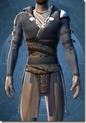Temple Watchman's Vest - Male Front