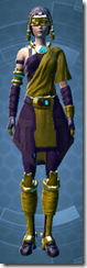 Tranquil Mystic Dyed
