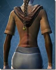 Traveler's Shirt - Female Back