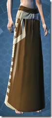Acolyte Female Lower Robe