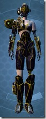 B-200 Cybernetic Dyed