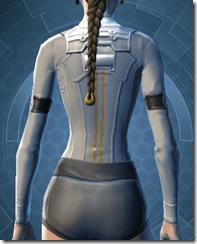 Battle Armor - Female Back
